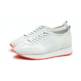 KENNEL & SCHMENGER - Damen Sneaker - Level - Bianco Red