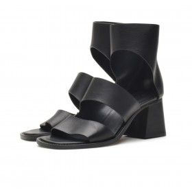 VIC MATIÉ - Damen Schuhe - Sandalo Guria - Black