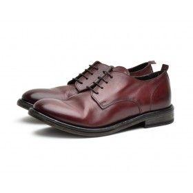 MOMA - Herren Schuh - Allacciata Uomo Toscano - Chianti