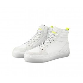 KENNEL & SCHMENGER - Damen Schuhe - Big - Bianco Yellow