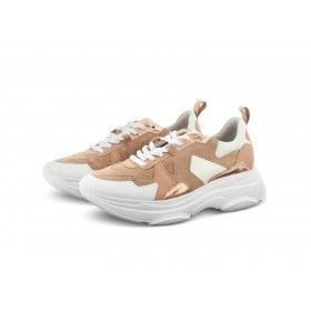 KENNEL & SCHMENGER - Damen Sneaker - Cloud - Bianco Leone