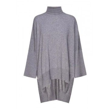 BEATRICE.B - Damen Pullover - Designer Fashion Italy - grey