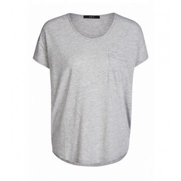 SET - Damen Shirt - Shirt - Light Grey