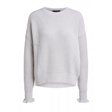 SET - Damen Sweater - Pullover - Offwhite