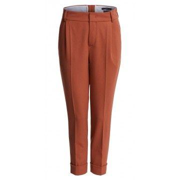 SET - Damen Hose - Anzughose - Cinnamon Bun