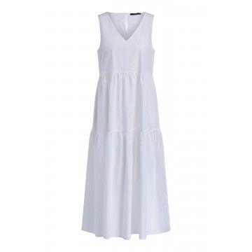 SET - Damen Kleid - Offwhite