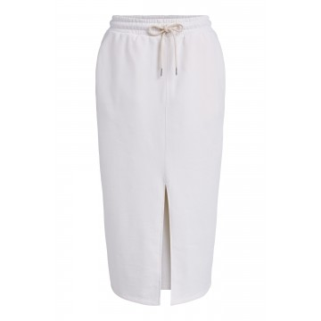 SET - Damen Rock - Skirt - Egret