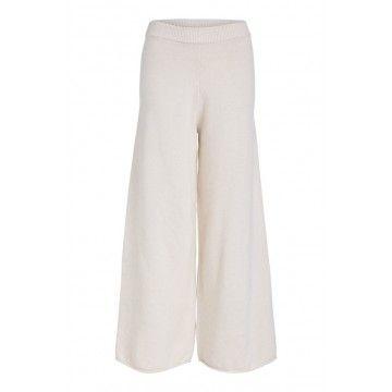 SET - Damen Hose - off:line Hose/Pants - Panna Cotta