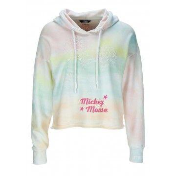 PRINCESS GOES HOLLYWOOD - Damen Pullover - Mickey-Batik