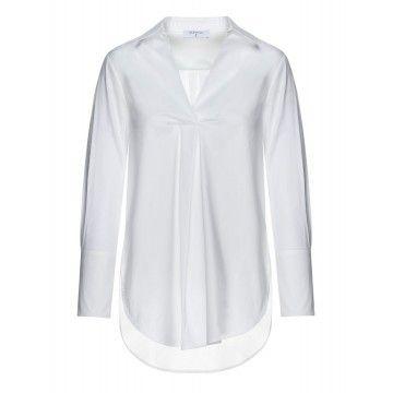 BEATRICE.B - Damen Bluse - Blouse - Bianco