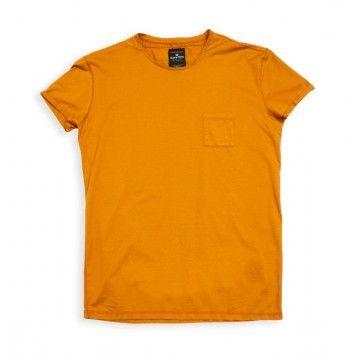 BLUE DE GENES - Herren T-Shirt - Sagi - Biscotto