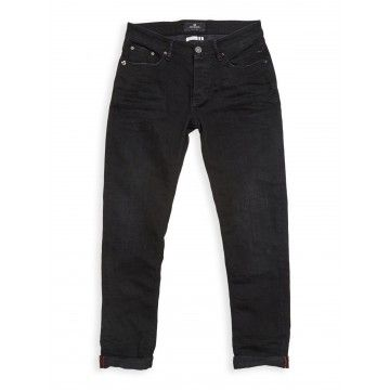 BLUE DE GENES - Herren Jeans - Vinci HG Dark Jeans - Vintage Black