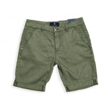 BLUE DE GÊNES - Herren Shorts - Teo Shane Shorts - Herb Green