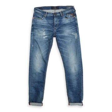 BLUE DE GÊNES - Herren Jeans - Repi Dal Medium Jeans - Blue