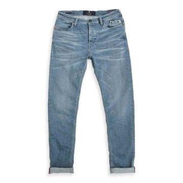 BLUE DE GÊNES - Herren Jeans - Repi Art - Medium Jeans