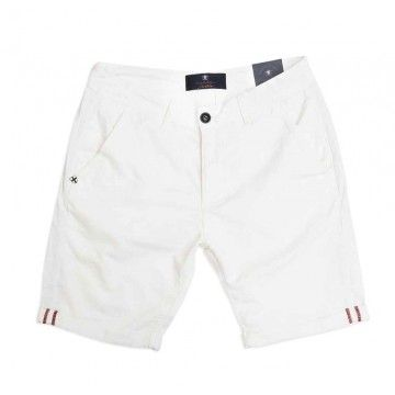 BLUE DE GÊNES - Herren Shorts - Teo Gusto Shorts - White