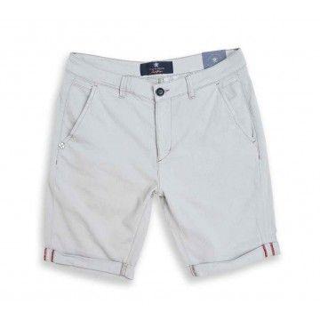 BLUE DE GÊNES - Herren Shorts - Teo Gusto Shorts - Flint Gray