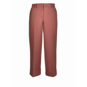 BEATRICE B. - Damen Hose - Trousers 1848 Fabric - Powder