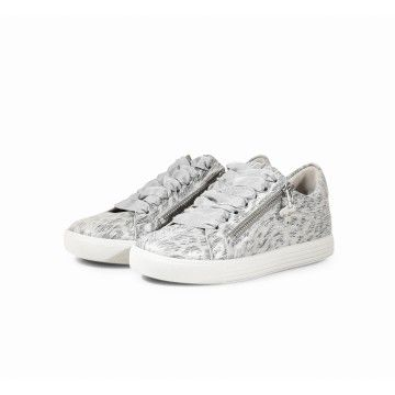KENNEL & SCHMENGER - Damen Sneaker - Town Iron Leo - Light/Silve