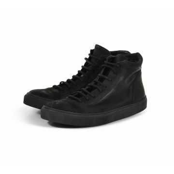 THE LAST CONSPIRACY - Herren Sneaker - Jorge - Mat Leather - Bla