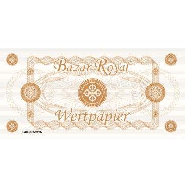 Bazar Royal Wertgutschein - 50,00 Euro