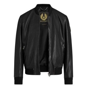 BELSTAFF - Herren Jacke - Bayling Jacket - black