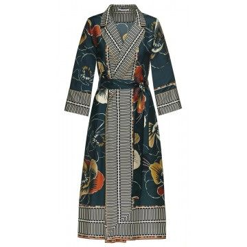 Beatrice .B - Damen Kimono - Trench 2191