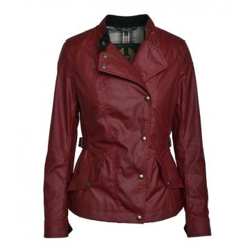 BELSTAFF - Damen Jacke - Brady Jacket - Racing Red -