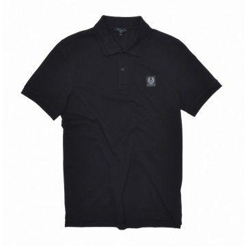 BELSTAFF - Herren Poloshirt Stannett - Black