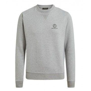 BELSTAFF - Herren Sweatshirt - Grey Melange