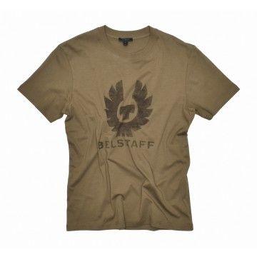 BELSTAFF - Herren T-Shirt - Coteland 2.0 - Bronze Oak