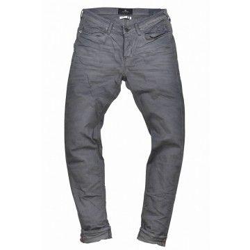 BLUE DE GÊNES - Herren Jeans - Repi Oil Trousers - Steel Grey