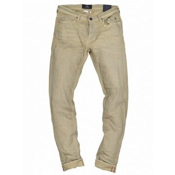 BLUE DE GÊNES - Herren Jeans - Repi Oil Pants - Light Grey