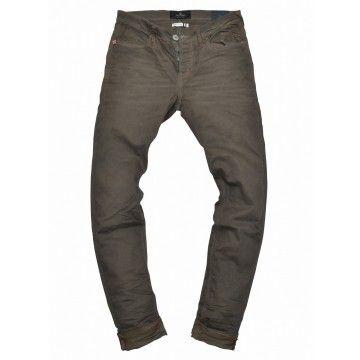 BLUE DE GÊNES - Repi Oil Trousers - Camel