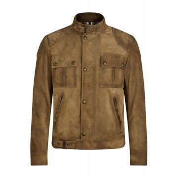 BELSTAFF - Herren Jacke - Brookstone Jacket - Vintage Khaki
