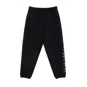 WOOLRICH - Damen Hose - W´s Bonded Fleece Pant - Black