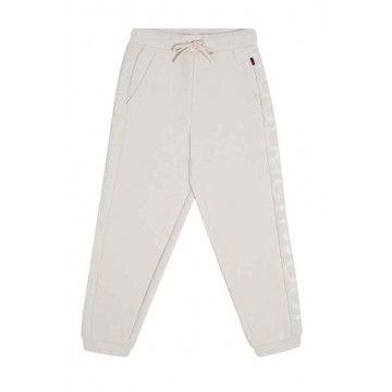WOOLRICH - Damen Hose - W´s Bonded Fleece Pant - White Stone