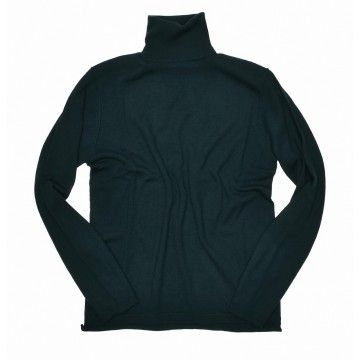 CROSSLEY - Herren Rollkragenpullover - ILAS - Forest Green
