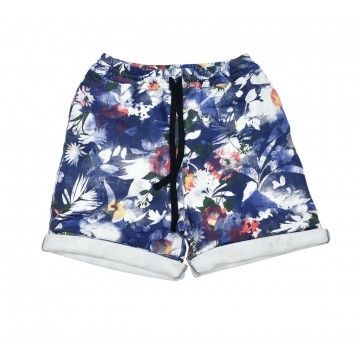 CROSSLEY - Herren Bermuda - Man Shorts - Solo