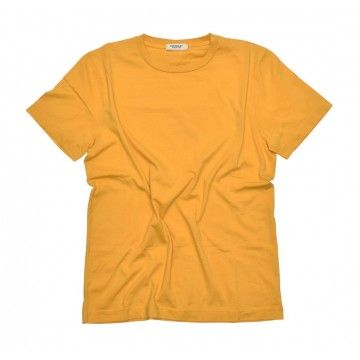 CROSSLEY - Herren T-Shirt - Man SS T-Shirt - Yellow