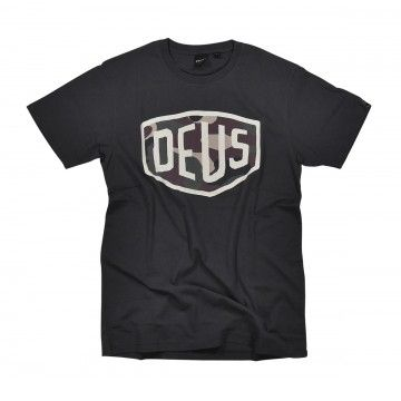 DEUS EX MACHINA - Herren T-Shirt - Warrant Tee - Beluga