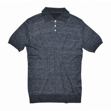 DRAKEWOOD - Herren Polo T-Shirt Kit - Navy