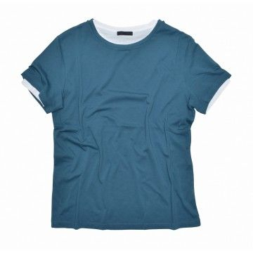DRAKEWOOD - Herren T-Shirt Nick - Sea