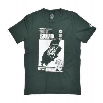 BELSTAFF - Herren T-Shirt - Belstaff TT Scorecard - Pine