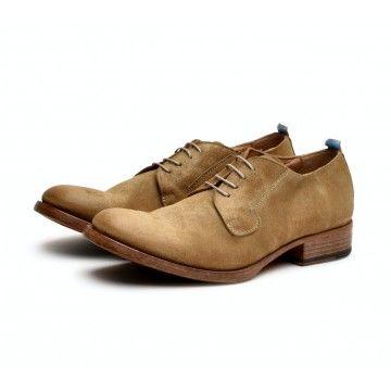 MOMA - Herren Schuh - Halbschuh Wash - Corteccia