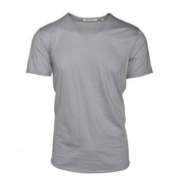 STEFAN BRANDT - Herren T-Shirt - Elia - Gris Claro