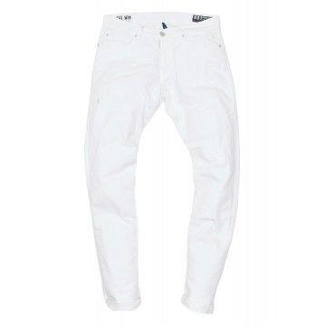 THE NIM - Herren Jeans - Dylan 901 - White Destroyed
