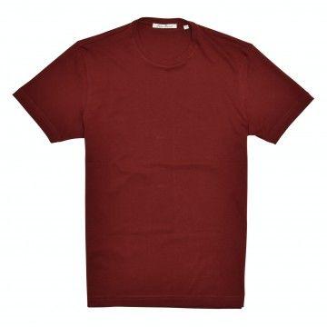 STEFAN BRANDT - Herren T-Shirt - Enno 30er Pima Cotton - Chili