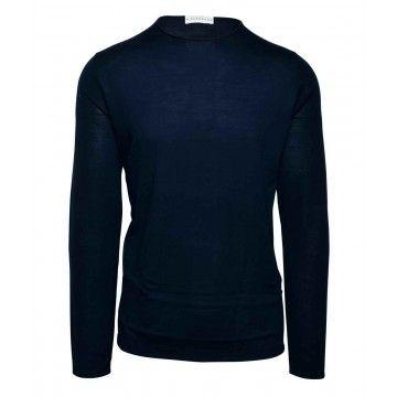 KIEFERMANN - Herren T-Shirt - Benjamin - Deep Water