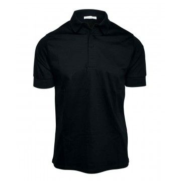 KIEFERMANN - Herren Polo-Shirt - Wilson - Black